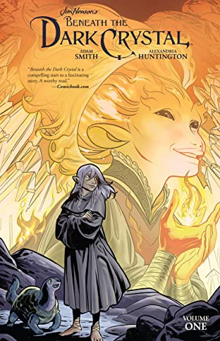 Jim Henson's Beneath the Dark Crystal Tome 1