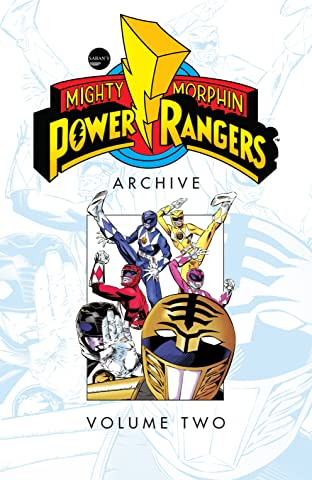 Mighty Morphin Power Rangers Archive Tome 2