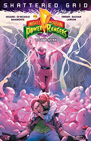 Mighty Morphin Power Rangers Tome 7
