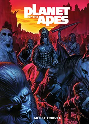 Planet of the Apes Artist Tribute