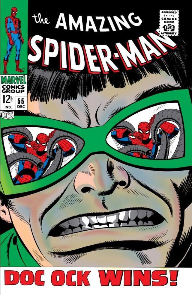 Amazing Spider-Man (1963-1998) #55