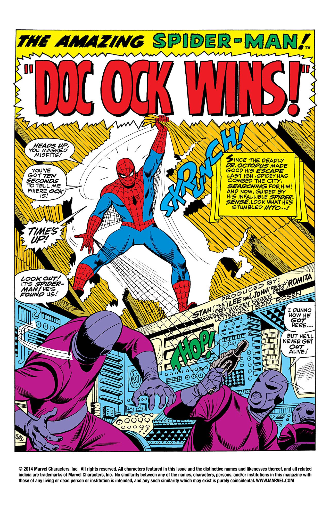 Amazing Spider-Man (1963-1998) #55