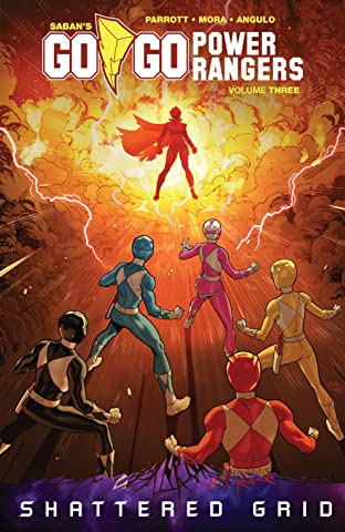 Saban's Go Go Power Rangers Tome 3