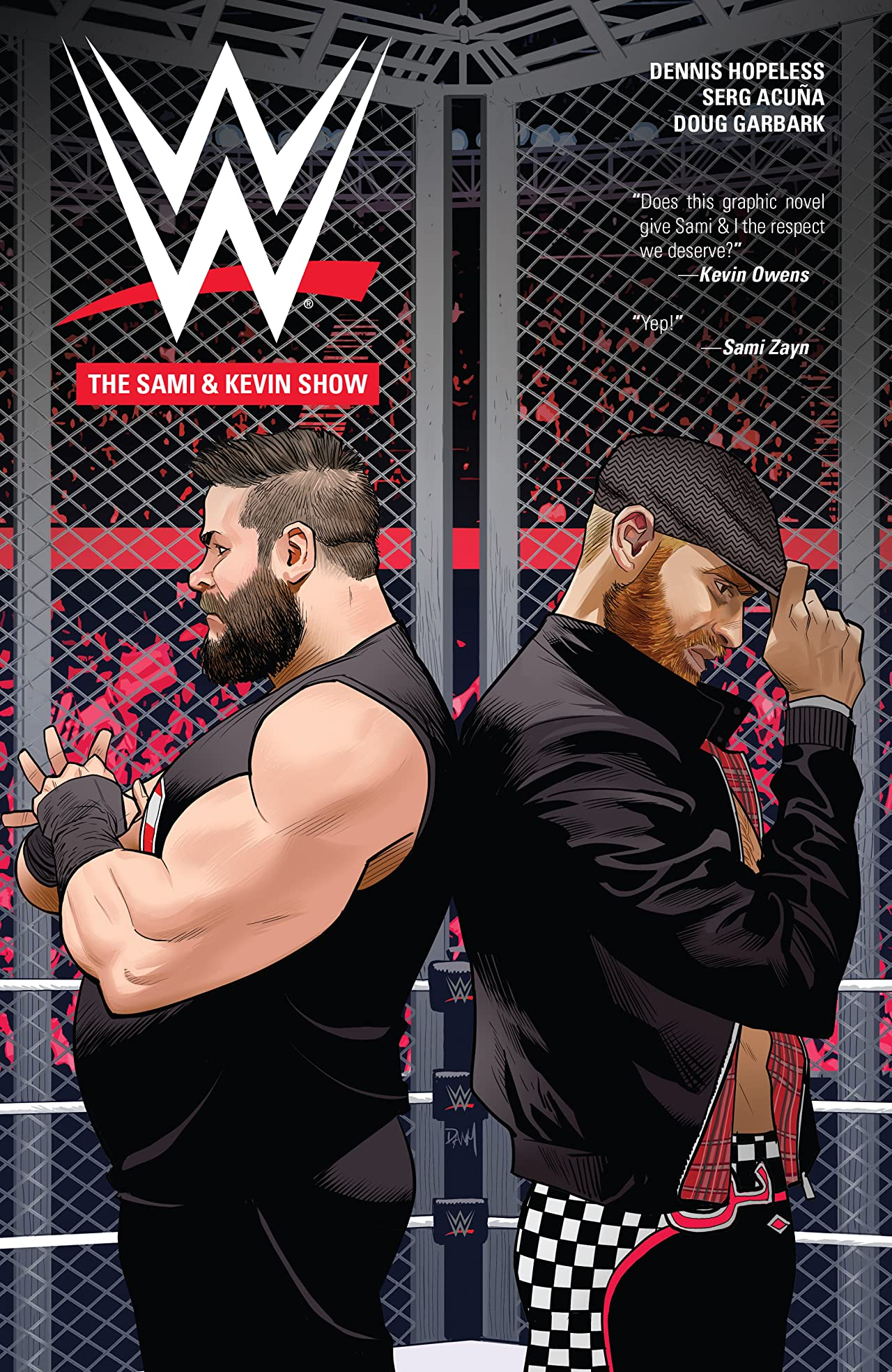 WWE Vol. 5: The Sami & Kevin Show