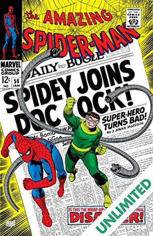 Amazing Spider-Man (1963-1998) #56