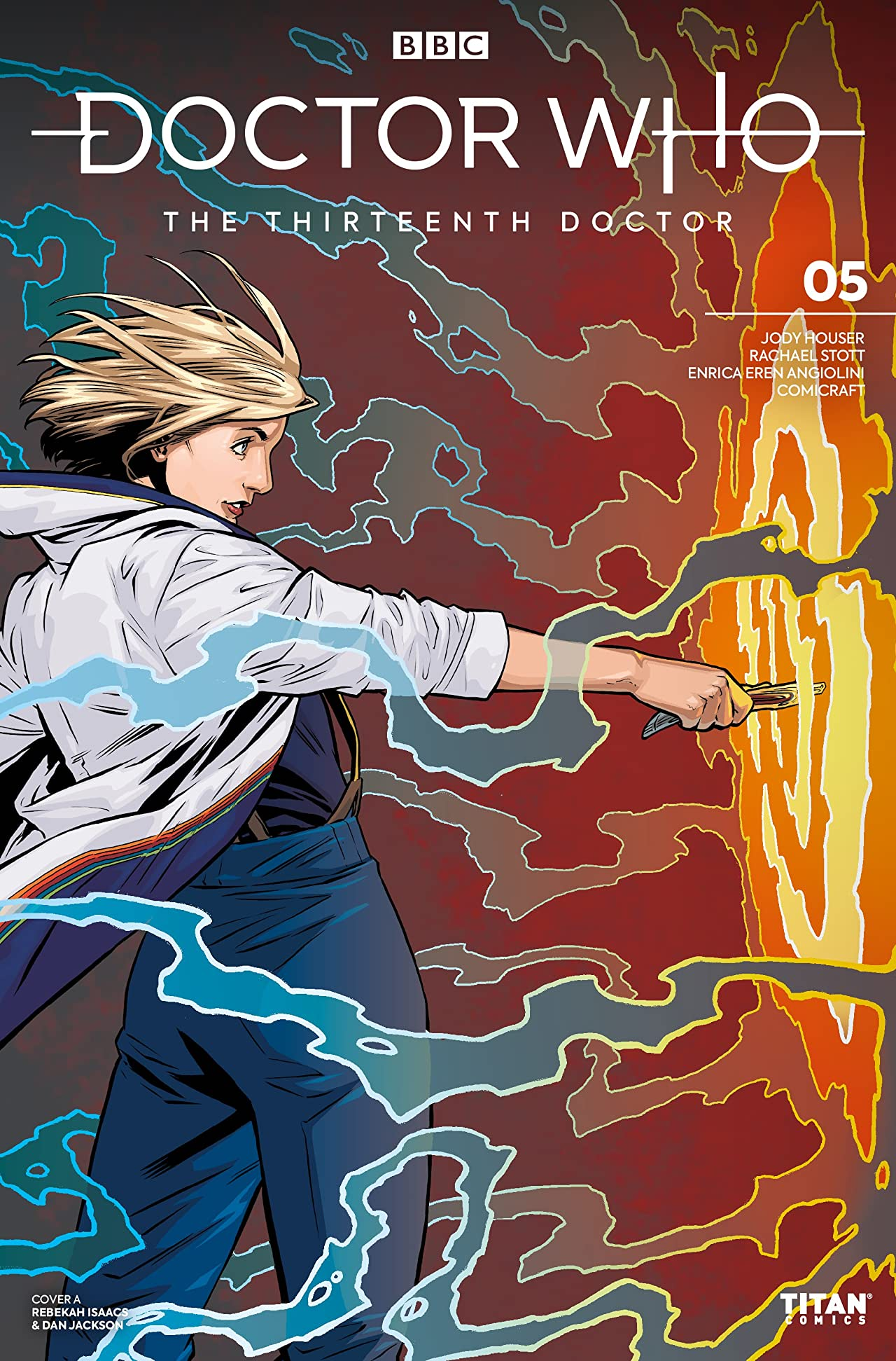 Doctor Who: The Thirteenth Doctor No.5