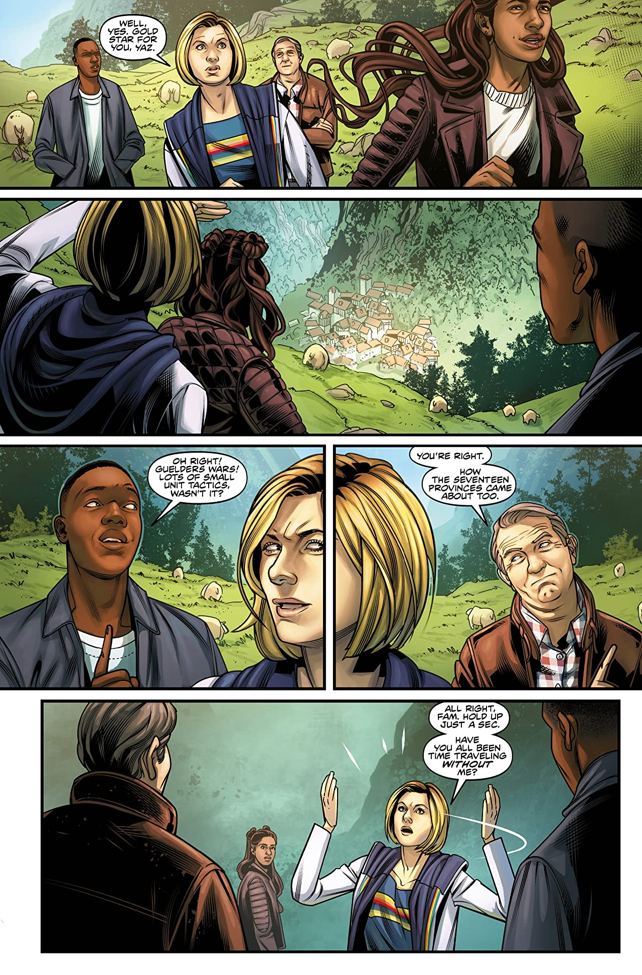 Doctor Who: The Thirteenth Doctor #5