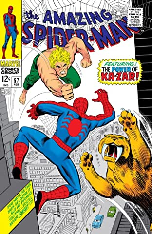 Amazing Spider-Man (1963-1998) #57