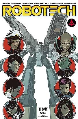 Robotech #17