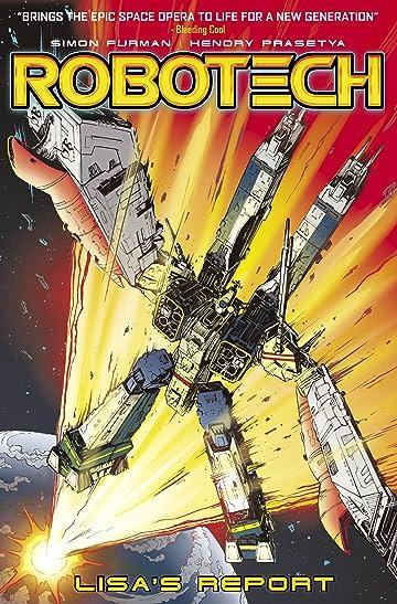 Robotech Vol. 4: Lisa's Report