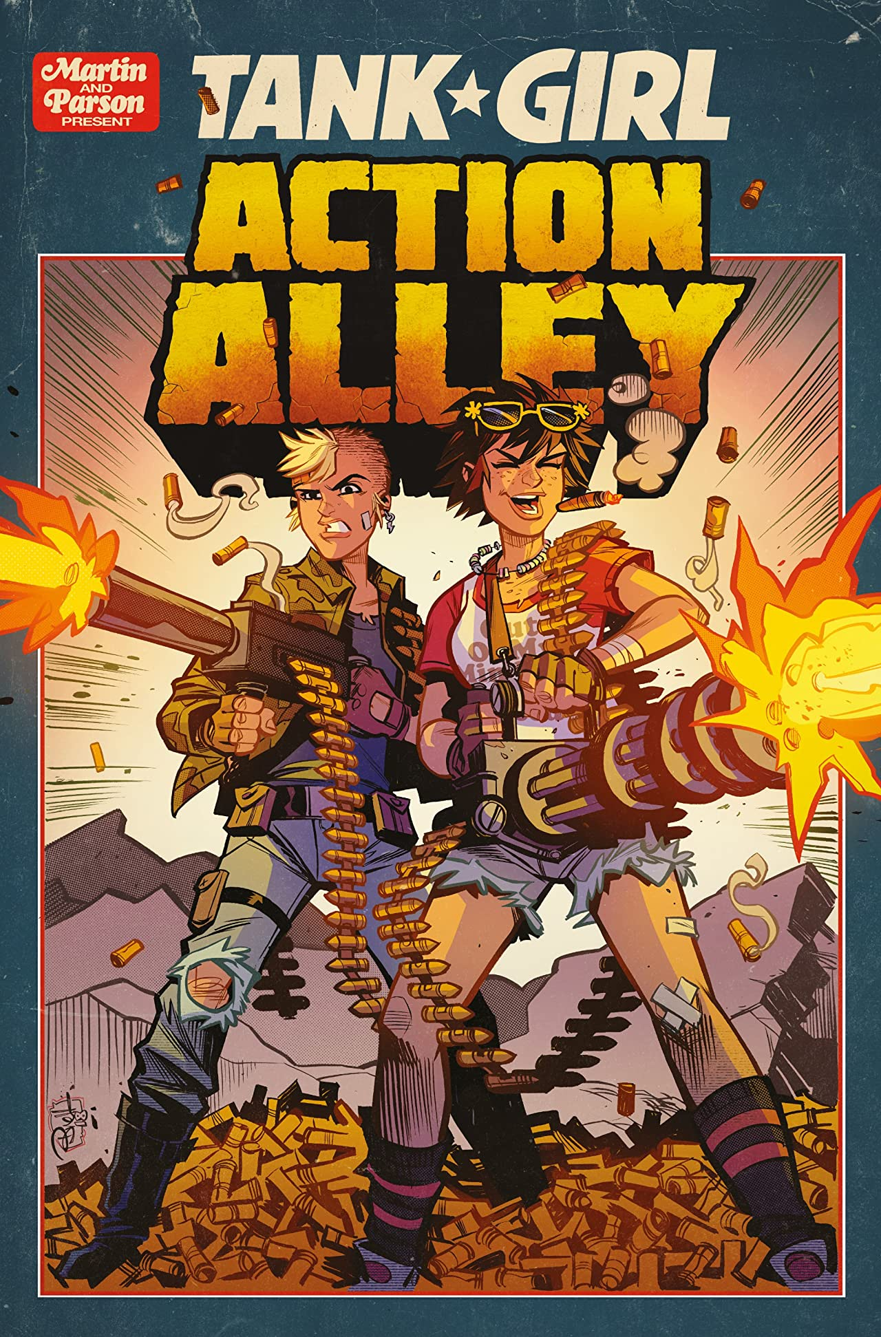 Tank Girl: Action Alley No.3