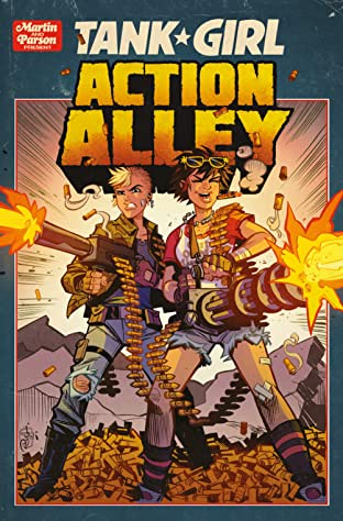 Tank Girl: Action Alley #3