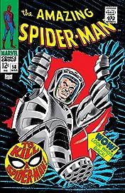 Amazing Spider-Man (1963-1998) #58