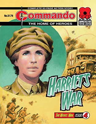 Commando #5179: Harriet's War