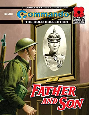 Commando #5180: Father And Son