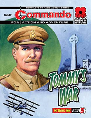 Commando #5181: Tommy's War
