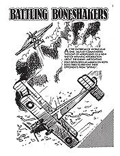 Commando #5182: Battling Boneshakers