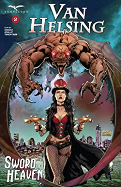 Van Helsing: Sword of Heaven #2