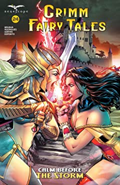 Grimm Fairy Tales Tome 2 No.24: Age of Camelot