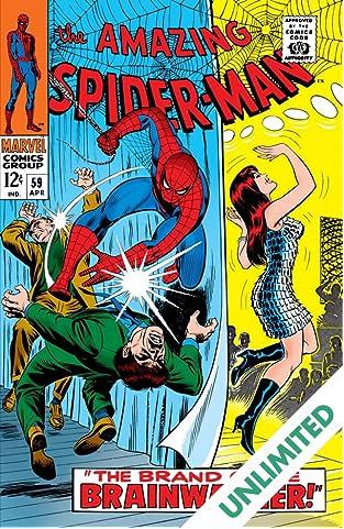 Amazing Spider-Man (1963-1998) #59