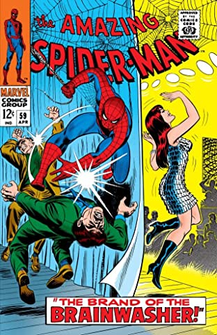 Amazing Spider-Man (1963-1998) #59