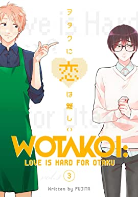 Wotakoi: Love is Hard for Otaku Vol. 3
