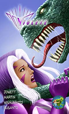 Era: The Empowered: Violete #1