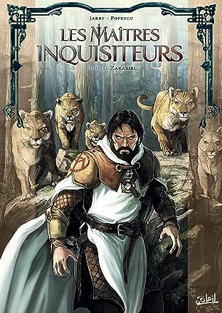 Les Maîtres inquisiteurs Vol. 11: Zakariel