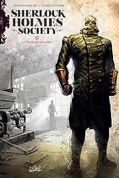Sherlock Holmes Society Vol. 6: Le Champ des possibles