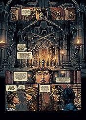 Ténèbres Tome 4: Le Roi Ti-Harnog