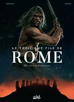 Le Troisième Fils de Rome Vol. 4: César et Vercingétorix