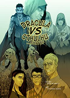 Dracula VS Cthulhu... sort of