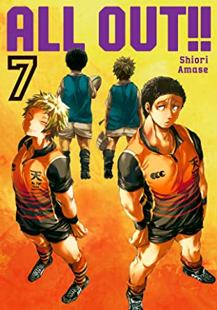 All-Out!! Tome 7