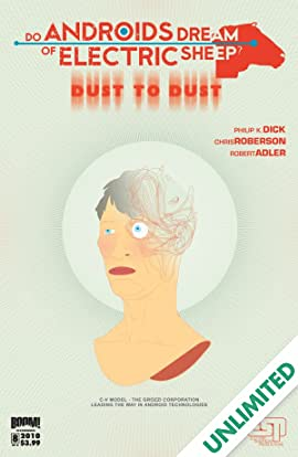 Do Androids Dream Of Electric Sheep?: Dust To Dust #8 (of 8)