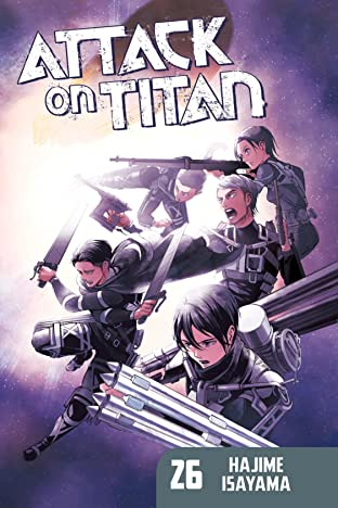 Attack on Titan Tome 26