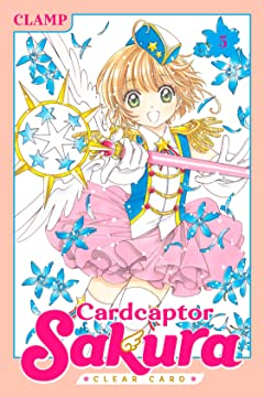 Cardcaptor Sakura: Clear Card Tome 5