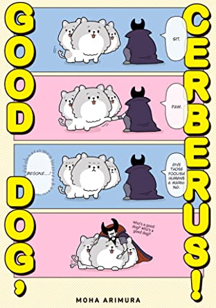 Good Dog, Cerberus! Vol. 1