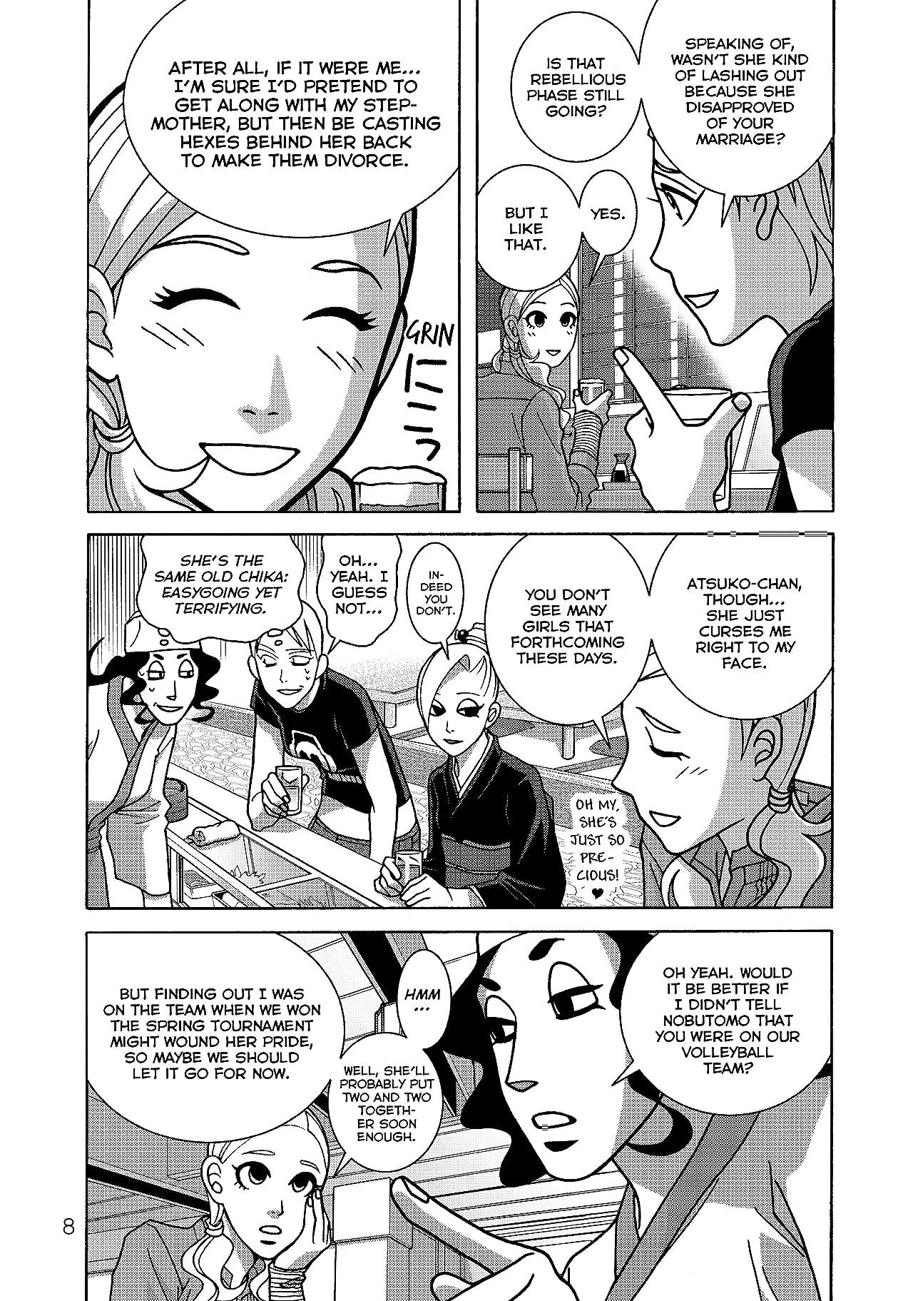 Shojo FIGHT! Vol. 5