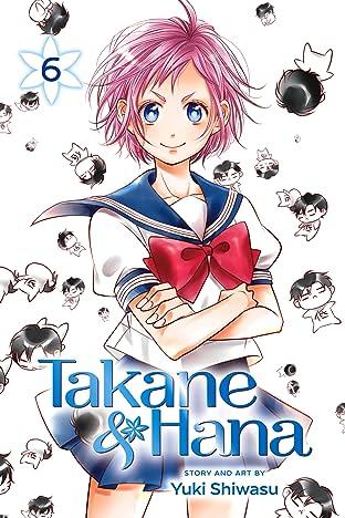 Takane & Hana Vol. 6