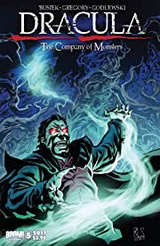 Dracula: The Company of Monsters #5