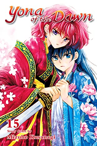Yona of the Dawn Tome 15