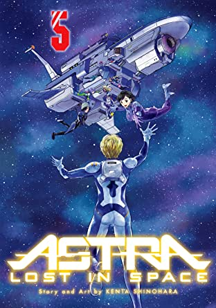 Astra Lost in Space Tome 5