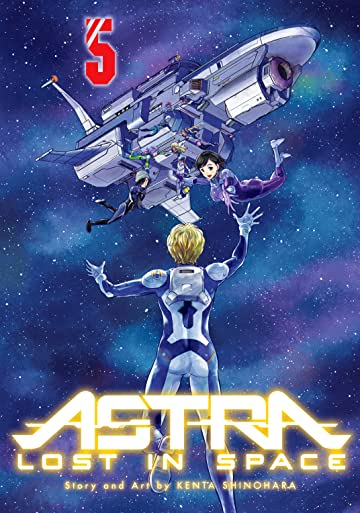Astra Lost in Space Vol. 5