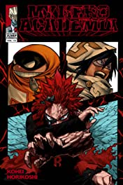 My Hero Academia Vol. 16