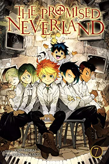 The Promised Neverland Vol. 7