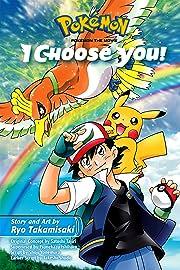 Pokémon the Movie: I Choose You! Vol. 1