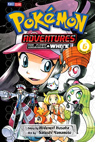 Pokémon Adventures: Black and White Tome 6