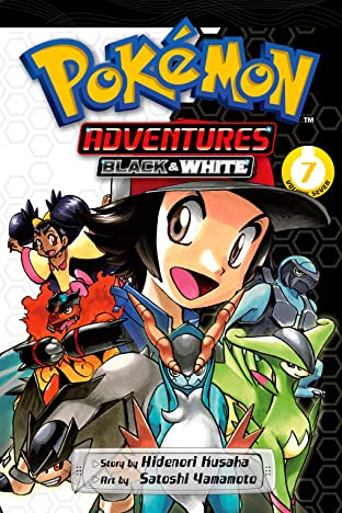 Pokémon Adventures: Black and White Tome 7