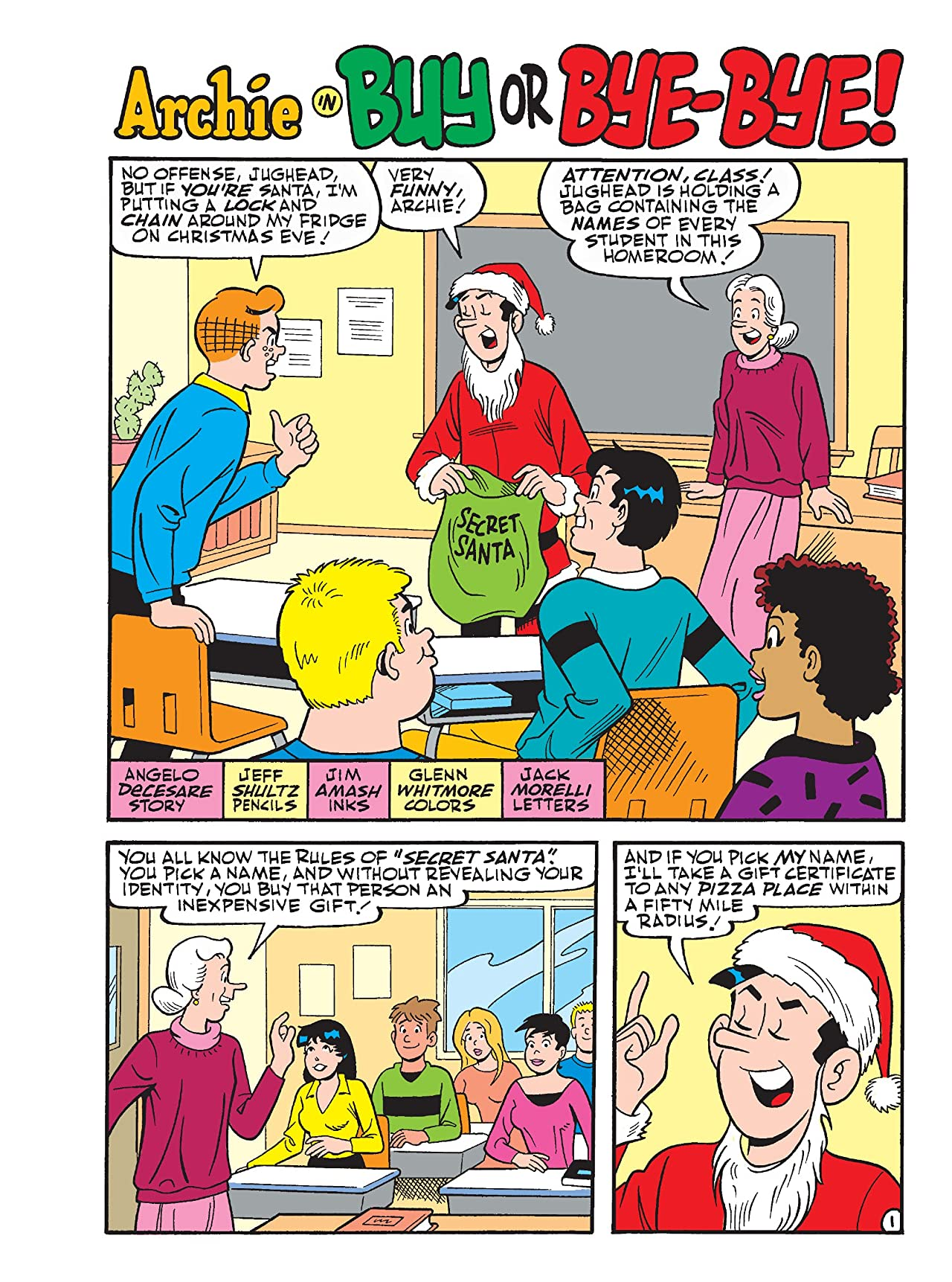 Archie and Me Comics Digest #13