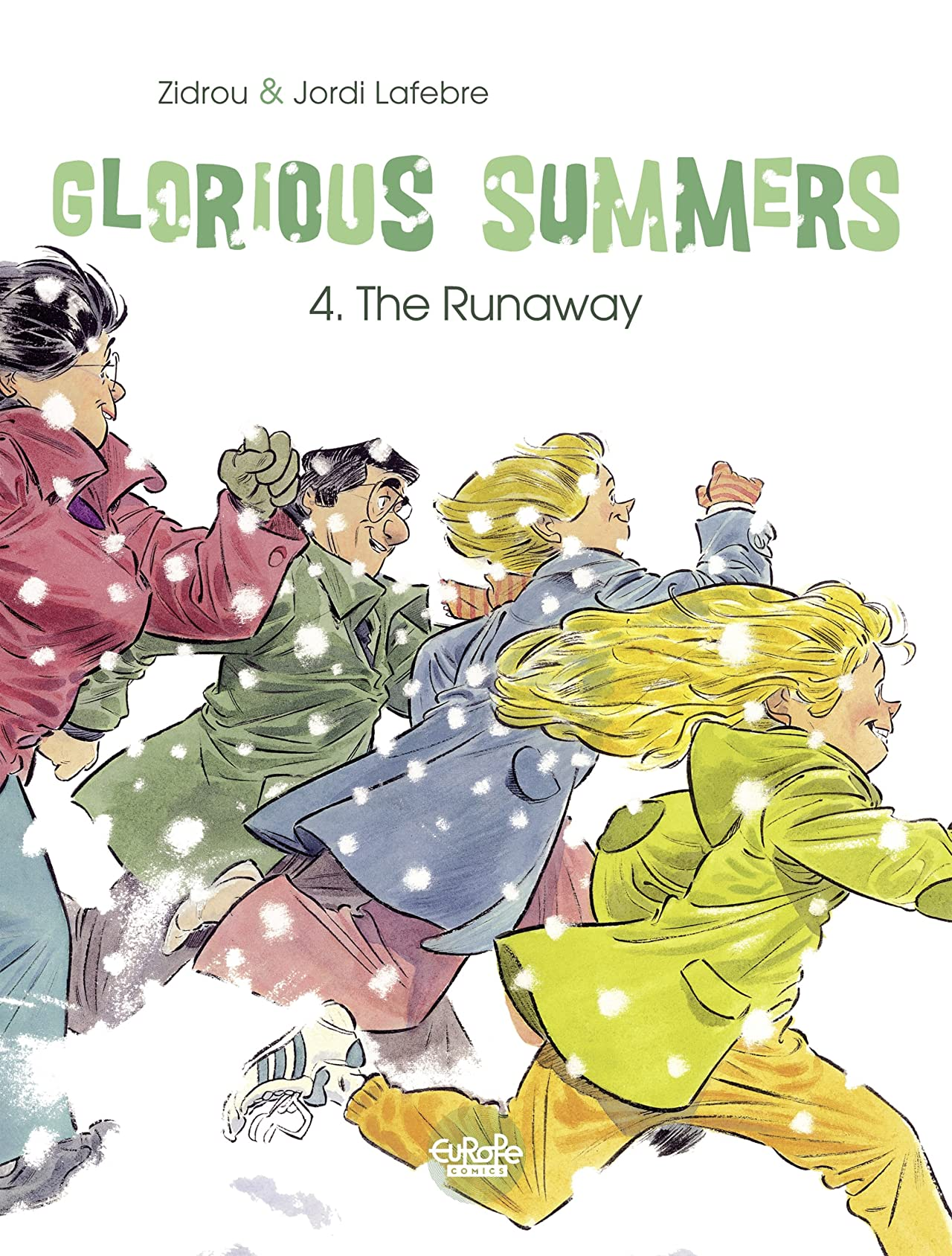 Glorious Summers Vol. 4: The Runaway